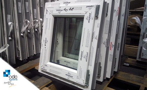 pvc fenster kipp oder dreh kipp 50 x 50 60 x 60 80 x 50 80 x 60 fenster. Black Bedroom Furniture Sets. Home Design Ideas
