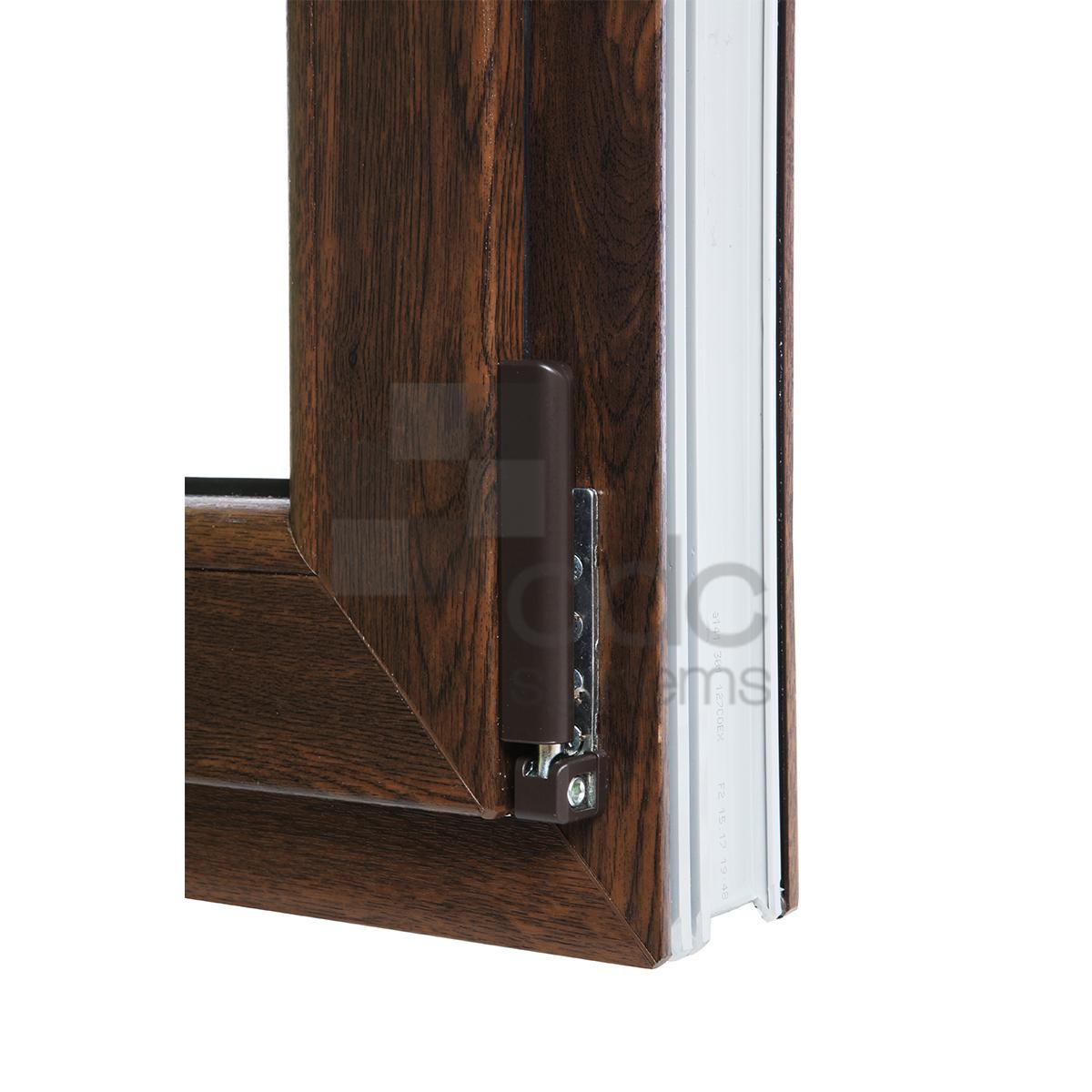1 fl gler kunststofffenster fenster farbe zweiseitig for Wohnraumfenster kunststoff