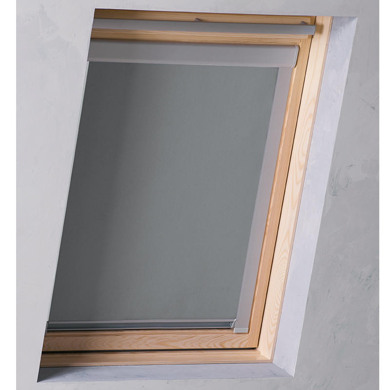 Blackout Thermal Roller Roof Skylight Blinds For All Velux