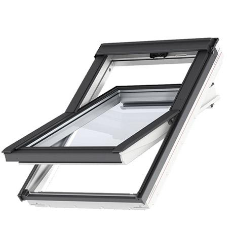 finestra velux per tetto glu a bilico modello 0061 termica