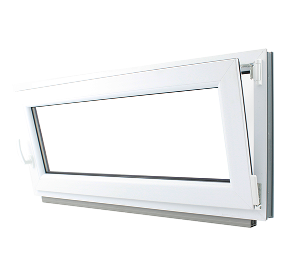 Finestre in PVC Bianco Aluplast ID 4000 con Inglesine dorate interne da 8 mm!